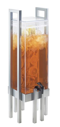 One By One Acrylic Beverage Dispenser W Handles Item 3302