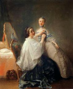 Alexander Roslin, 1755-1760