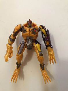 Transformers Cheetor Transmetal 2 (Loose figure)