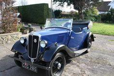 1937 Morris Eight Tourer