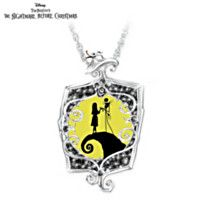 122253001 - Glowing Love Jack And Sally Glow-In-The-Dark Neck…