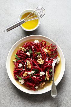 Perfekt für alle Low carb Fans: 4 geniale Rezepte für Gemüsenudel