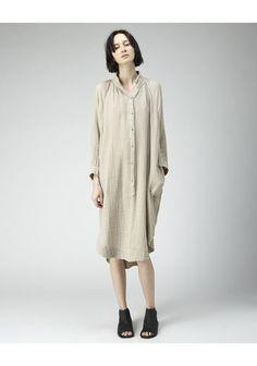 Raquel Allegra | Poet Dress | La Garçonne