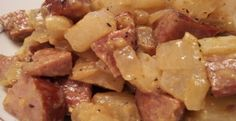 bratwurst & german no-potato salad_featured