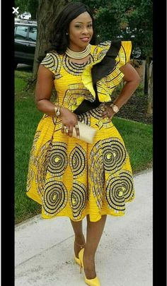 African women clothing for wedding/African print dress for prom/African clothing for women/ Ankara wedding dress/ African dress for occasion - African fashion African Party Dresses, Latest African Fashion Dresses, African Dresses For Women, African Print Dresses, African Print Fashion, Africa Fashion, African Attire, Modern African Dresses, African Women Fashion