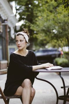 "millayvintage: "" (via (36) threadforkandlute: Elizabeth Suzann Campaign Shoot Photography / Hair / Makeup / Stylist: Elizabeth Pape Model: Pap Shirock   Pinterest) """