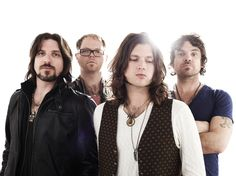 Rival Sons- What an incredible show which was in Nottingham. Another favorite band Ulysses opened the gig!