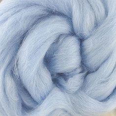 Merino Wool Tops - Light Blue