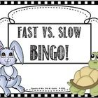 This fun and engaging BINGO game tests your young elementary music students' knowledge of fast and slow tempo's in preparation for learning musical...