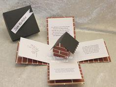 Magic Box zum Richtfest / Einzug