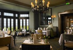 The Ocean View Restaurant
