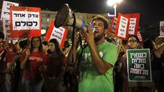 'Jews and Muslims Refuse To Be Enemies' March Swarms Israeli Streets of Tel Aviv August 20, 2014 4:04 am·