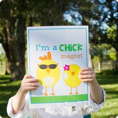 do you have a chick magnet?