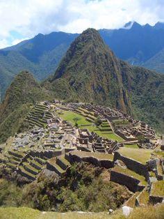 World Heritage Machu Picchu 世界遺産マチュピチュ遺跡