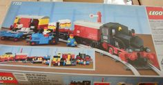 Next generation is already loving these - Lego Trains: $1,500 - $3,000