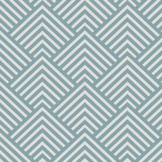 Dusk Blue Mod fabric by kimsa on Spoonflower - custom fabric