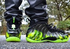 Nike Air Foamposite Paranorman - Uptown2k