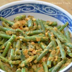 recipe image Good Food, Yummy Food, Indonesian Food, Recipe Images, Bon Appetit, Allrecipes, Asian Recipes, Green Beans, Slow Cooker