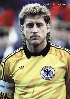 Harald Schumacher - West Germany.
