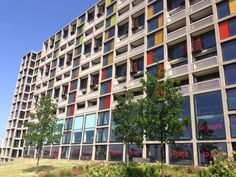 Sheffield Park Hill Regeneration View 2
