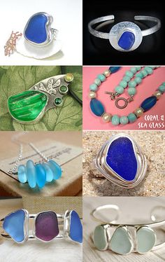 Oh For A Day At The Beach Treasury by Carol Schick on Etsy--Pinned with TreasuryPin.com