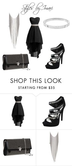 """""""Untitled #95 of 2016"""" by stylesbyimari ❤ liked on Polyvore featuring Alexander McQueen, Chanel and Michael Kors"""