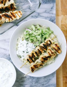 15 Summer Dinners to Make This Week. 15 Summer Dinners to Make This Week. it's heating up outside — and in the kitchen Easy Summer Meals, Easy Meals, Summer Food, Summer Snacks, Grilling Recipes, Cooking Recipes, Healthy Grilling, Dinners To Make, Rice Dinners