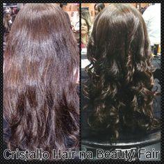 Cristallo Hair na Beauty Fair www.youtube.com/cristallohair www.facebook.com/cristallohair #beautyfair #cabeleireiros #cabelos