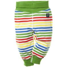 signature stripe eco pull on pants