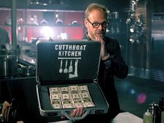 Soup's On — Testing the Cutthroat Kitchen Sabotages