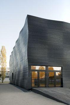 Interim Audimax by Deubzer König + Rimmel Architekten