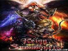 Reign Of Summoners  Android Game - playslack.com , collect a group of cards with contradictory animals. finish work and combat foes. investigate the great world with 3 contradictory races in this Android game. act in escapades and contradictory game events. finish your group with uncommon cards of mystical animals. stage up and enhance your cards. Join clans and act in clan combats. Think out the winning strategies and tactics for your combats. conversation with other players.
