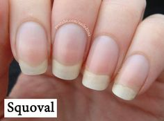 Nailed It NZ: How To File Your Nails | Almond, Oval & Squoval http://www.naileditnz.com/2015/01/how-to-file-your-nails-almond-oval.html