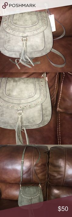 Olive Crossbody Purse - NWT! So Fashionable Olive Cross-body Purse - NWT! So Fashionable | Never Worn | Comes As Shown | Nice and Light To Carry  Franco Sarto Bags Crossbody Bags