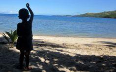 naviti island, fiji  soso village
