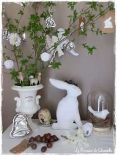 Déco de Pâques http://legrenierdechris.canalblog.com