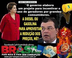 Alerta Total: Desmoralização do governo leva à hipoteca de sede da Petrobras e aos saques de poupança da Caixa ...é louca!