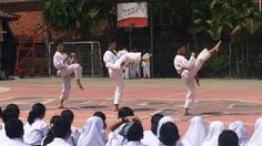 """it's funny how it looks like """"how to do a perfect taekwondo kick"""". sometimes, you shouldn't sorry to disorderness you've made. the only thing you should do, just put something disorder into something unique :)"""