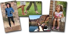 XeroShoes: Barefoot Running Shoes and Sandals. Friends have had good luck with barefoot running. One guy had multiple back and neck surgeries after a bad car accident. All he wears any more are barefoot/natural running shoes. Normal shoes mess up his spinal alignment and causes him a lot of pain and hassle. I'm gonna try these out.