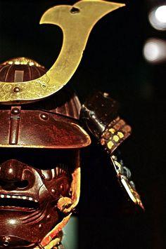 Japanese samurai armor 兜