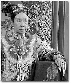 Cixi (1835-1908) Emperatriz
