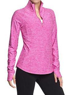 Women's Old Navy Active Half-Zip Pullovers | Old Navy