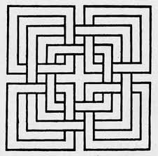 Image result for geometric coloring pages for kids