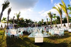 The best Place to celebrate the most important Event in Bacalar , México   Just in @Paraíso Bacalar  Beach Wedding