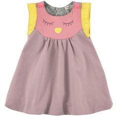 Moulin Roty - Jersey balloon dress - 127880