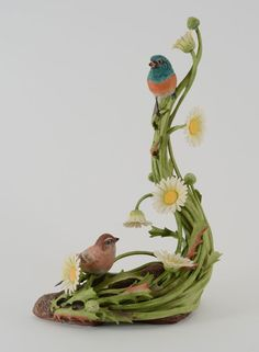 Porcelain Of China Porcelain Jewelry, Porcelain Ceramics, Ceramic Art, Painted Porcelain, Ceramic Bowls, White Porcelain, Sculpture Painting, Bird Sculpture, Ceramic Sculptures