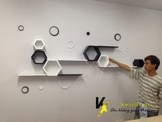 shelf decor kx1