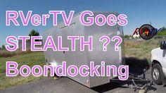 """BREAKING NEWS !!! OMG!!!   """"RVerTV""""  Going Stealth????   Must See !!!!"""