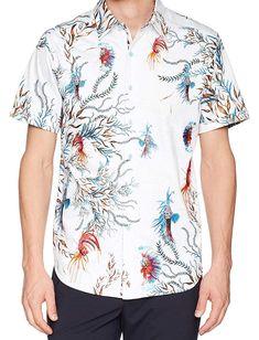 Robert Graham, Men's Clothing, Button Down Shirt, Men Casual, Things To Sell, Studio, Mens Tops, Shirts, Clothes