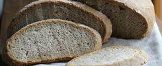Pane di segale, fatto in casa